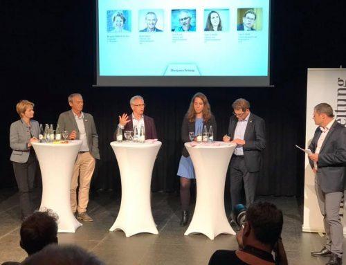 Ständerats-Podium der Thurgauer Zeitung