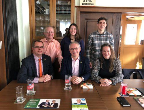 Regierungsrats-Podium der CVP Bichelsee-Balterswil